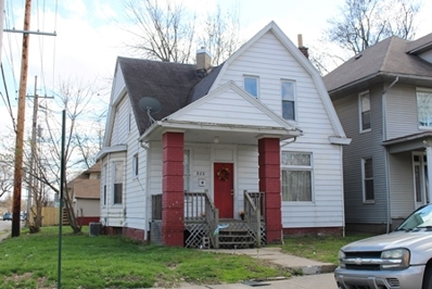 523 Jefferson Avenue, Evansville, IN 47713 - MLS#: 201817240