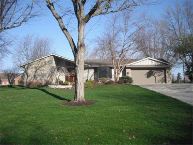 1610 S Sutton Circle Drive, Bluffton, IN 46714 - MLS#: 201817324