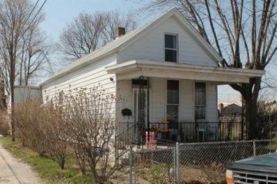 621 E Maryland Street, Evansville, IN 47711 - #: 201817366