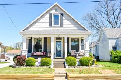 316 E Olmstead Avenue, Evansville, IN 47711 - MLS#: 201817410