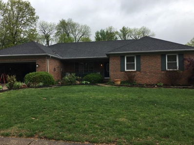 546 Pleasant View Drive, Evansville, IN 47711 - MLS#: 201817863