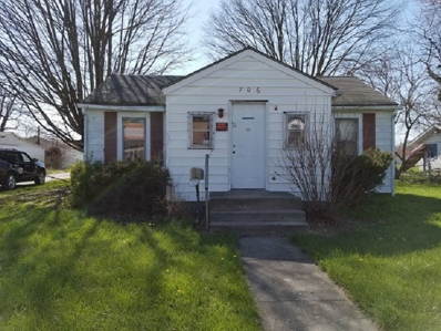 706 S Western Avenue, Marion, IN 46953 - #: 201818184