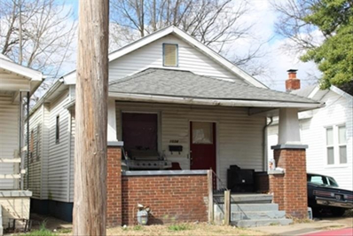 1034 Adams Avenue, Evansville, IN 47714 - #: 201818213