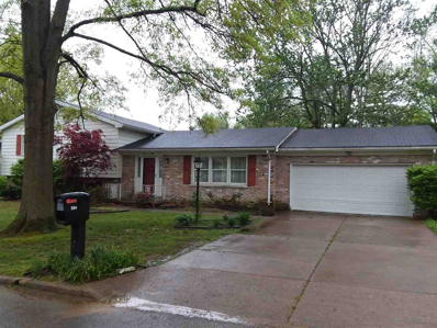 504 Holly Hill Drive, Evansville, IN 47710 - #: 201818263
