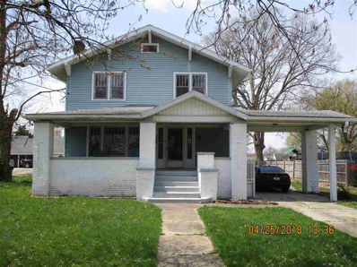 224 S Crowder Street, Sullivan, IN 47882 - #: 201818967