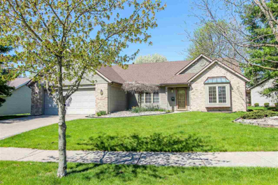 2808 Hedgerow Pass, Fort Wayne, IN 46804 - #: 201819106