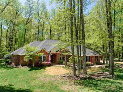1301 Tall Timbers Drive, Evansville, IN 47725 - #: 201819254