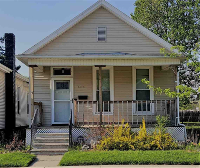 1414 Boone Street, Fort Wayne, IN 46808 - MLS#: 201819443