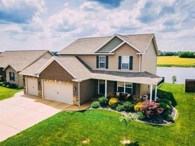 13500 Prairie Dr, Evansville, IN 47725 - #: 201819558