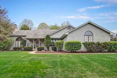 52633 Willow Bend Drive, Granger, IN 46530 - #: 201819600