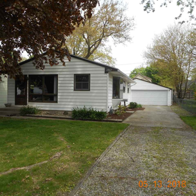 1017 Curdes Avenue, Fort Wayne, IN 46805 - #: 201819756