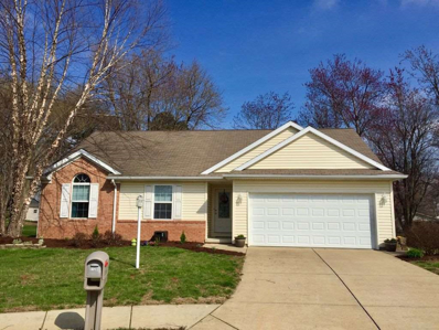 5150 English Ivy Drive, Evansville, IN 47711 - #: 201820014