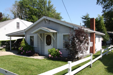 8847 E Crow Rd, Syracuse, IN 46567 - #: 201820027