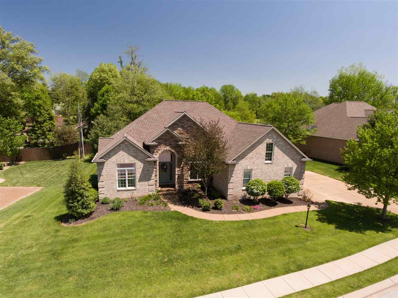 6054 Pembrooke Drive, Newburgh, IN 47630 - MLS#: 201820062