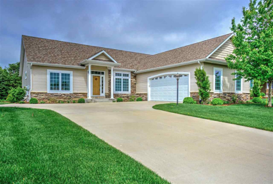 4919 Bow Line Court, South Bend, IN 46628 - #: 201820837