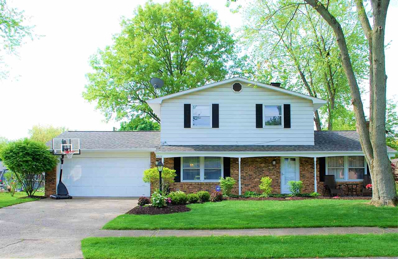 6822 Lake Crest Court, Fort Wayne, IN 46815 - MLS#: 201821006