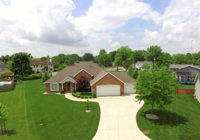 1190 Fawncrest Court, Bluffton, IN 46714 - #: 201821420