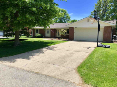 3879 S Orchard Ct, Lafayette, IN 47905 - MLS#: 201821655