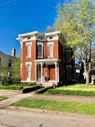 806 SE Second Street, Evansville, IN 47713 - #: 201821705