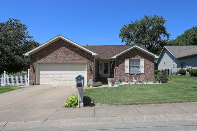 4709 White Oak Court, Evansville, IN 47712 - #: 201822067