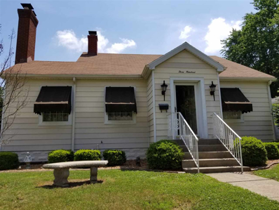300 S Ruston Avenue, Evansville, IN 47714 - #: 201822405