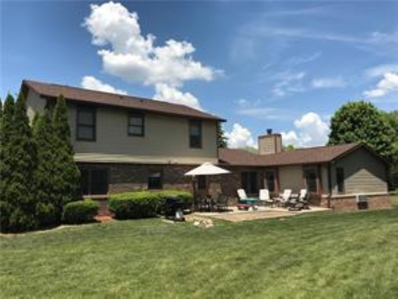 7697 Ensley Court, Fishers, IN 46038 - #: 201822451