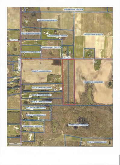 3rd Road, Plymouth, IN 46563 - MLS#: 201822539