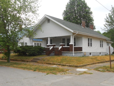 209 S Griffith Street, Elnora, IN 47529 - #: 201822687