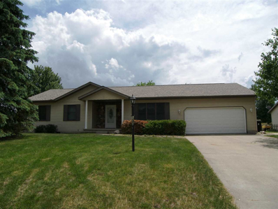 1037 E North Winds Drive, Warsaw, IN 46582 - #: 201822847
