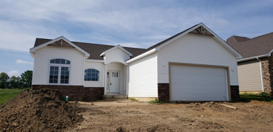 2664 Pine Cone Lane, Warsaw, IN 46582 - #: 201823365
