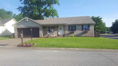 4710 Deer Run Court, Evansville, IN 47712 - #: 201823458