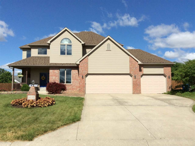 1608 Brook Court, Ossian, IN 46777 - #: 201823657