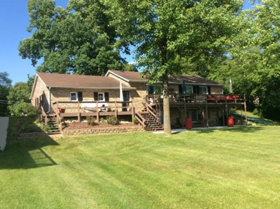 3325 W Sycamore Beach Rd, Angola, IN 46703 - #: 201823847