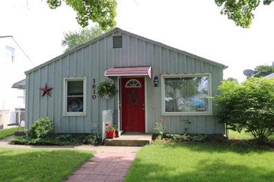1610 E Donald Street, South Bend, IN 46613 - #: 201824253