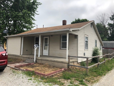 851 Rowe Street, Frankfort, IN 46041 - #: 201824447