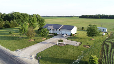 13163 E 200 S 200 South, Loogootee, IN 47553 - #: 201824773