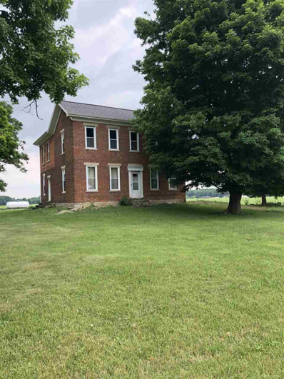 4176 E 400, Huntington, IN 46750 - #: 201824801