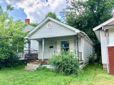 1012 Jefferson Avenue, Evansville, IN 47714 - #: 201824873