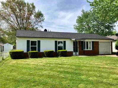 1905 W Wilno Drive, Marion, IN 46952 - MLS#: 201825006