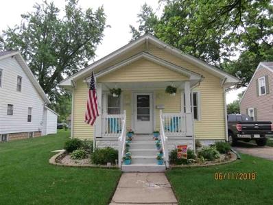 1107 Cedar Street, Elkhart, IN 46514 - #: 201825078