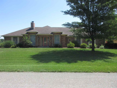510 Grouseland Drive, Vincennes, IN 47591 - MLS#: 201825639