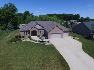 321 Stillwater Drive, Bluffton, IN 46714 - #: 201825644