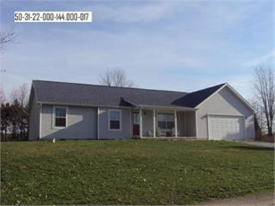 17348 Tomahawk, Plymouth, IN 46563 - MLS#: 201825689