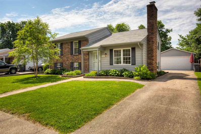 4121 Deer Trail, Evansville, IN 47715 - #: 201826056