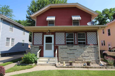 917 E Ewing, South Bend, IN 46613 - MLS#: 201826270