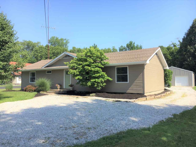 12806 W 300 Road, Linton, IN 47441 - #: 201826299