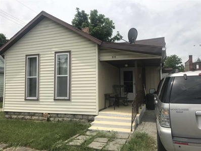 210 S Monroe, Hartford City, IN 47348 - #: 201826432