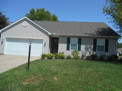 5125 English Ivy Drive, Evansville, IN 47711 - #: 201826552