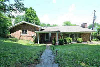 425 S Hebron Avenue, Evansville, IN 47714 - #: 201826592