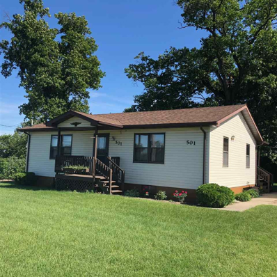 501 W Madison, Winamac, IN 46996 - #: 201826791